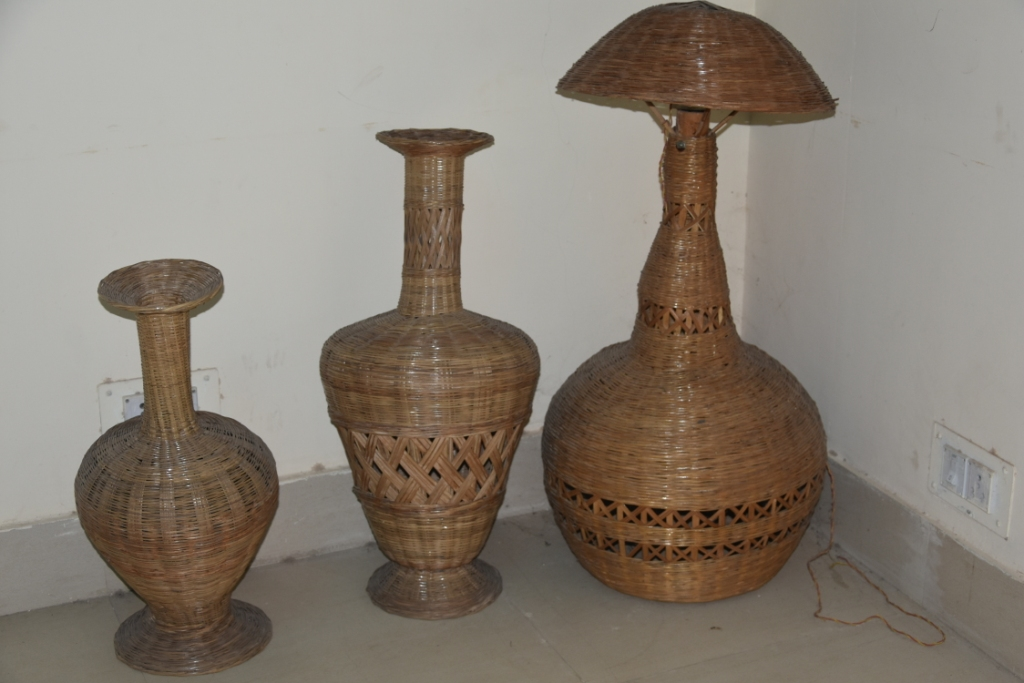 Bamboo products..